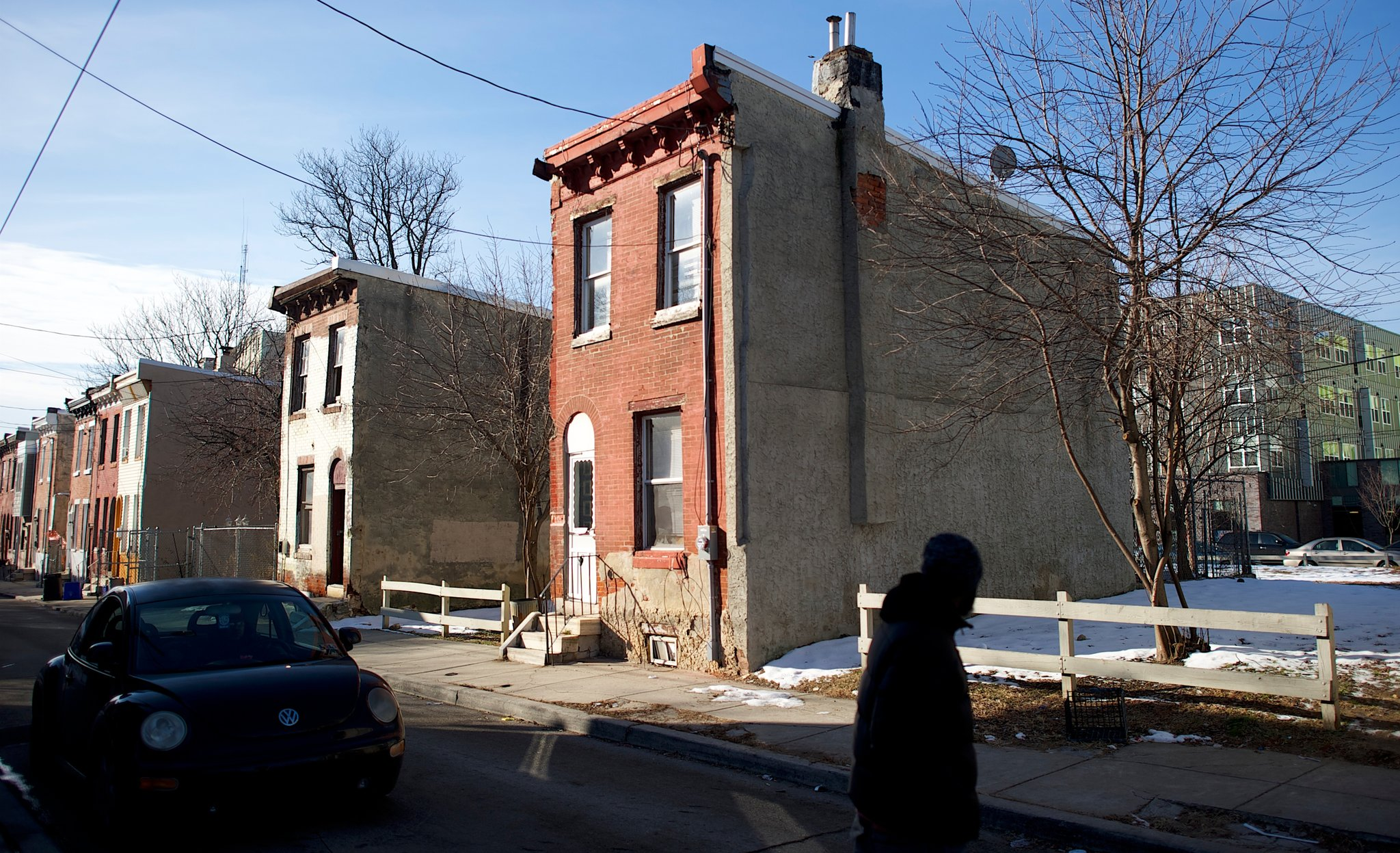 Philadelphia Forges Plan to Rebuild From Decay